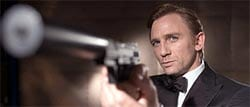 Daniel Craig as James Bond in Casino Royale