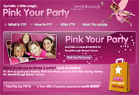 Pink Your Party