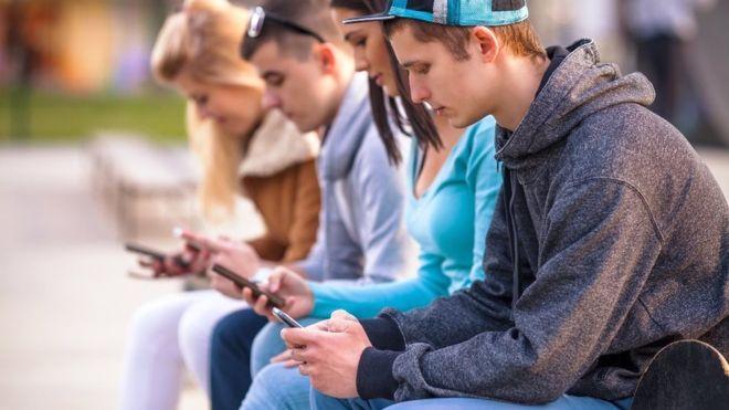 teenagers social media