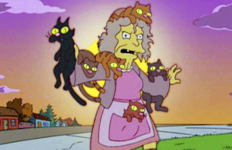 Caturday - Crazy Cat Lady - My Five 196 - Browser Media