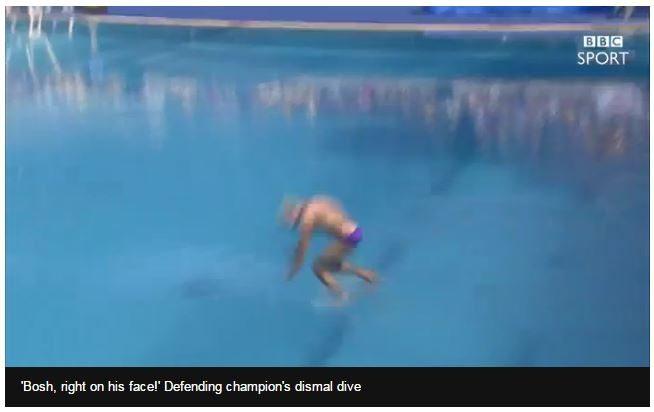 Dismal Dive - My Five 197 - Browser Media