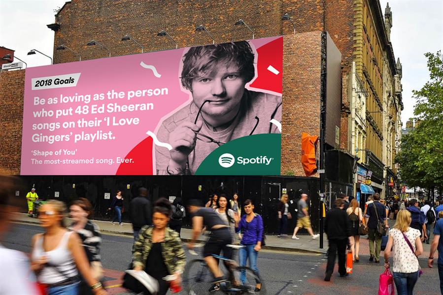 marketing campaigns that worked- Ed Sheeran