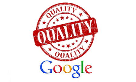 Google Quality Update - feature image - browser media - my five