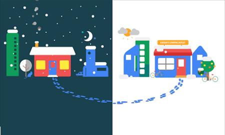 GoogleAdwordsG+ - Holiday Footfall - Online Offline - Browser Media