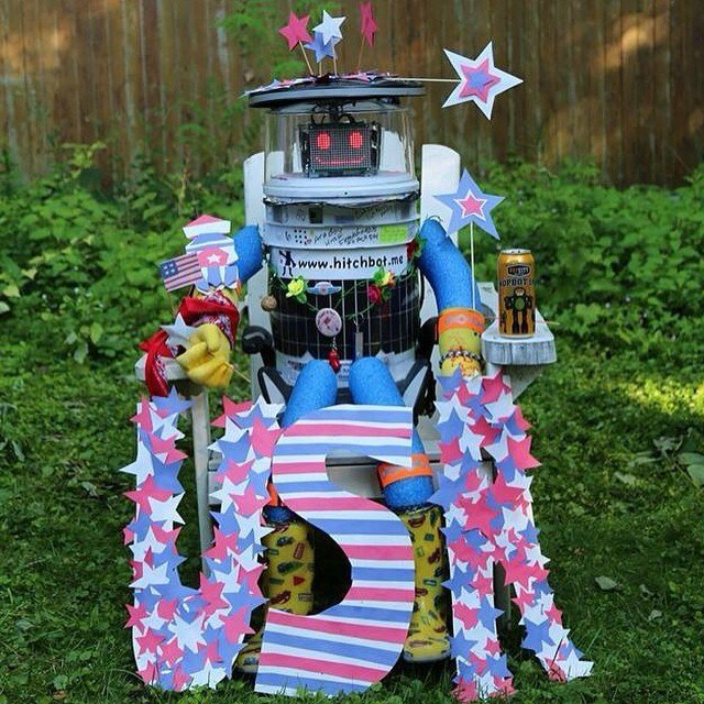 My Five 144 - hitchBot - Browser Media