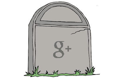 My Five Feature Image - RIP G+