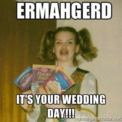My Five 172 - Annie's Wedding - Browser media