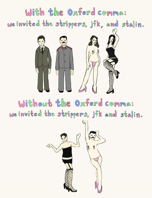Oxford-Comma-funny