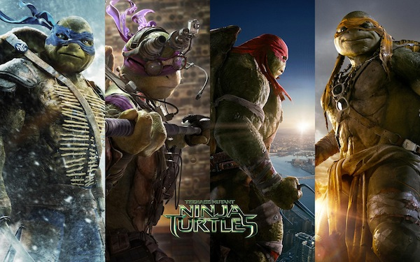 Teenage Mutant Ninja Turles
