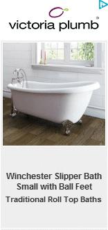 bath remarketing ad