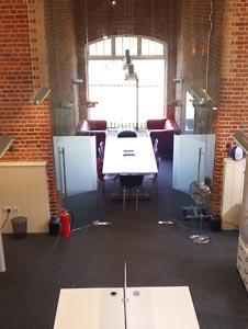 Browser Media Meeting Room