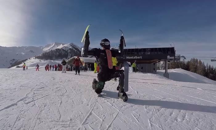 buggy ski