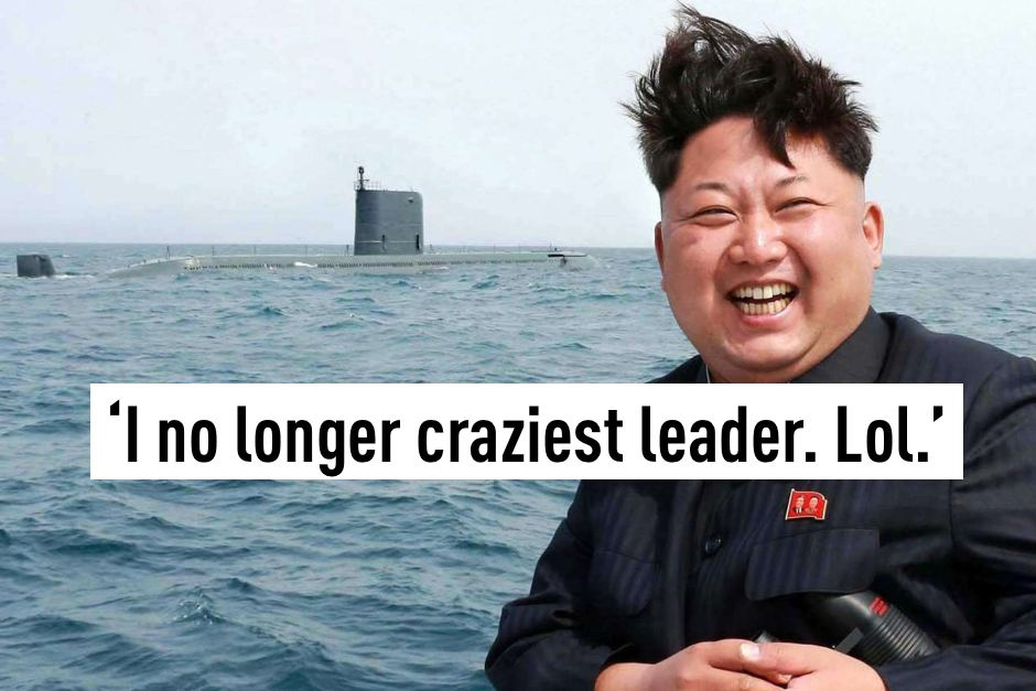 crazy world leaders