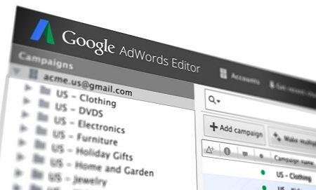 Google AdWords Editor Tips