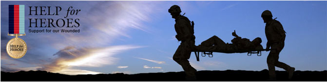 Browser Media pledges support for Help for Heroes