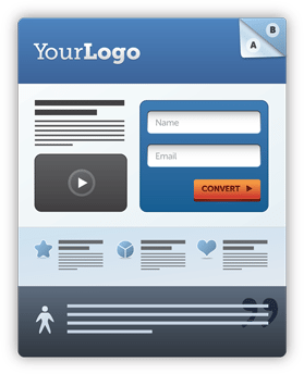 UnBounce Landing Page A/B Testing