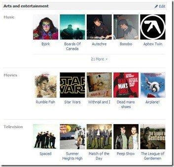 new facebook profile 2