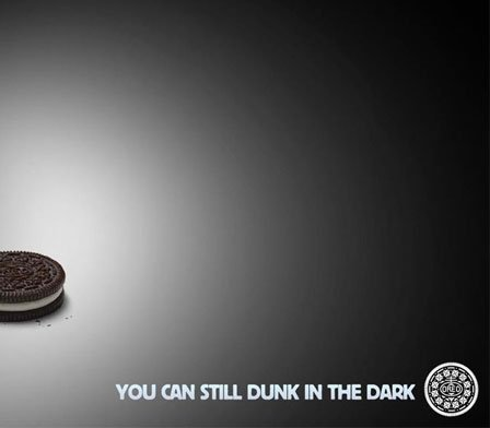 Oreo Super Bowl Ad
