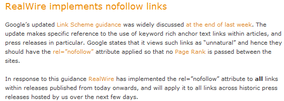 realwire email