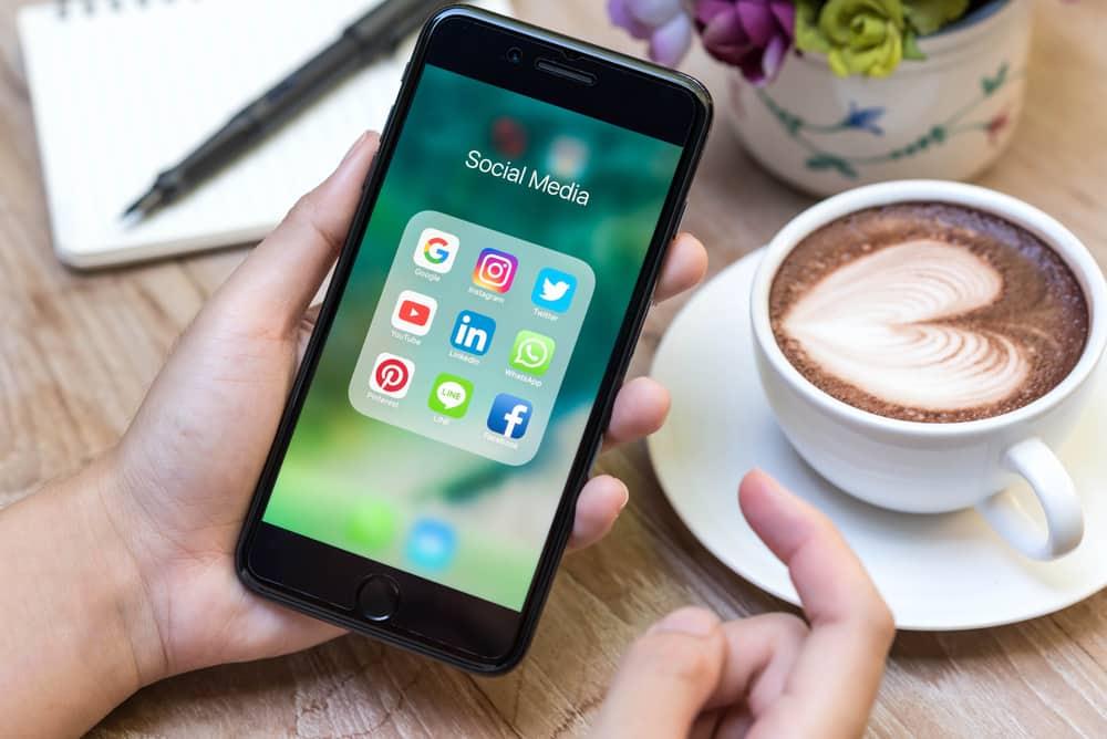 social media influencer browser media