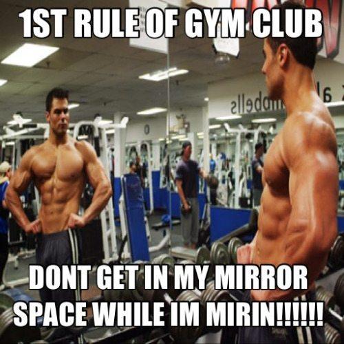 gym-mirror-myfitnesspal