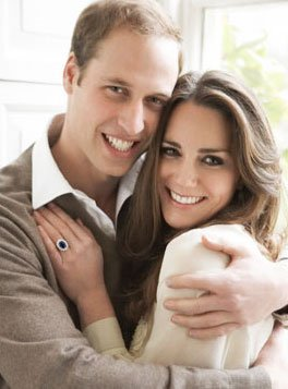 William and Kate tie the knot!